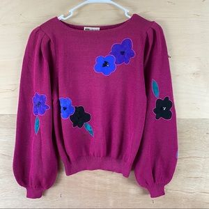 Vintage Umi Collections by Anne Crimmins Sweater